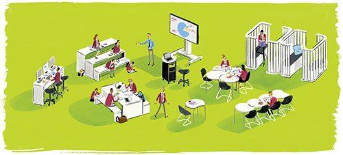 Educationsal furniture